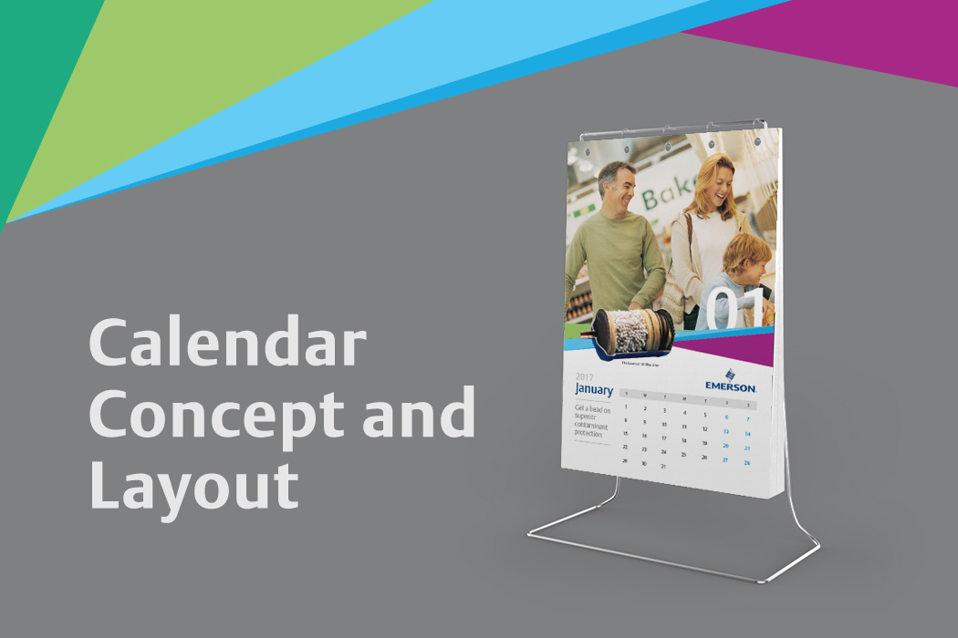 Emerson Calendar Design by Cornerstone